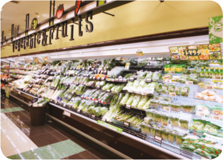 Freezers and refrigerated showcases