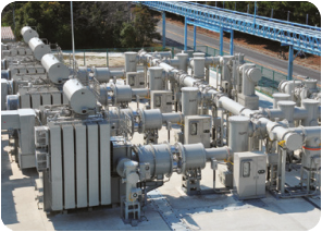Equipment Substation